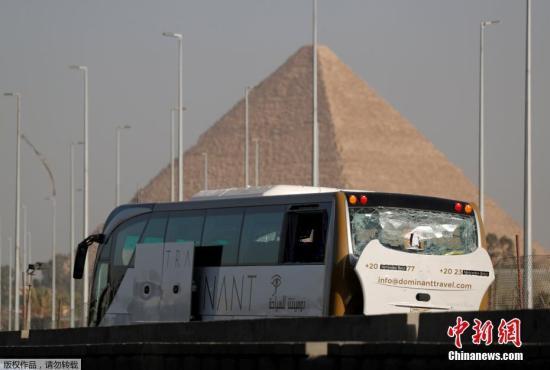 埃及金字塔附近發生爆炸案 中使館提醒游客謹慎赴埃