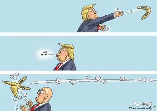 美方战略误判后果严重