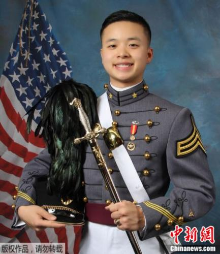 西点军校华裔学员意外身亡 父母获其精子使用权