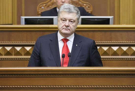 卸任乌克兰总统第一天 波罗申科被指叛国和夺权