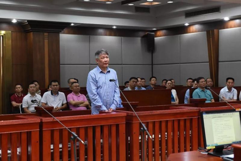 海南省人民醫院原院長李灼日受審 此前曾被綁架