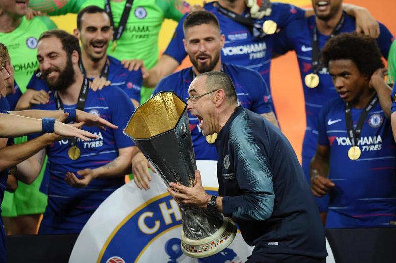 歐聯杯 / 切爾西完美捧杯 阿森納無緣歐冠