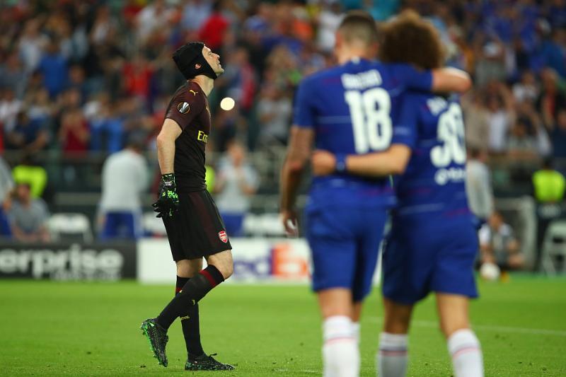 切赫含淚告別球場正式退役 今夏或回切爾西任職