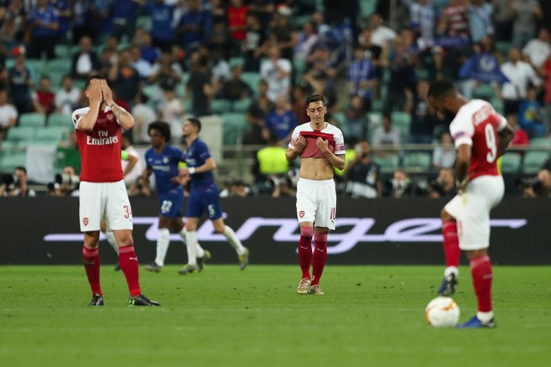阿森納輸了個底兒掉 歐戰逢英格蘭球隊不勝