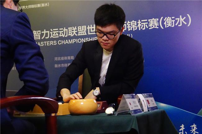 柯潔被保送清華大學 下棋暫時還放第一位