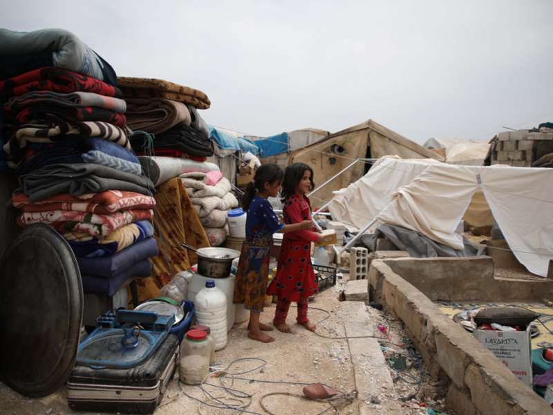 聯合國副秘書長:敘利亞西北部沖突對70多個社區造成影響