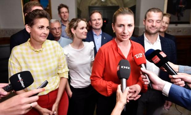丹麥左翼政黨成功組閣  誕生史上最年輕總理