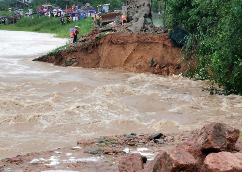 国家防总启动Ⅳ级应急响应 派工作组开展抗洪抢险救灾工作