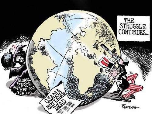 """国际恐怖威胁""""变形""""亟须新应对"""