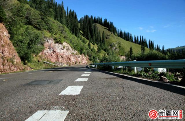 巩乃斯, 中国最美公路上那颗明珠