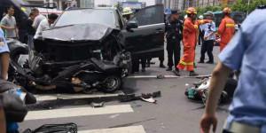 Qnews|常州3死10伤车祸肇事者供述称事发时出现晕厥